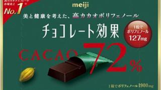 チョコレートで便秘改善?!あさイチ