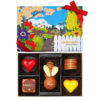 バレンタインチョコ 人気はレダラッハのフレッシュ チョコレート