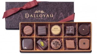 バレンタインチョコ 人気はダロワイヨのコフレドショコラ 2017
